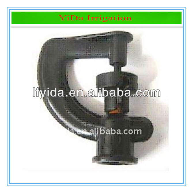Sprinkler irrigation equipment