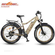 SOBOWO S47 500 w 750 w motore grasso pneumatico pneumatico in mountain bicicletta <span class=keywords><strong>elettrica</strong></span> germania design/Samsung <span class=keywords><strong>batteria</strong></span> 48 v elettrico grasso bici