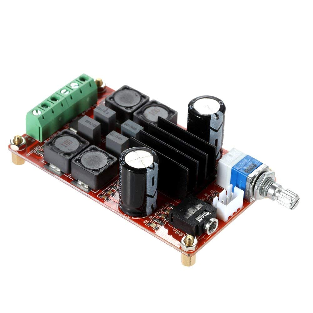 Cheap Dc Power Amplifier Circuit Find Audio Kit Circuits Class Ab 100w Hiend Type Get Quotations Walmeck Tpa3116d2 250w Digital Board D Dc12v 24v Dual Channel Stereo Amp