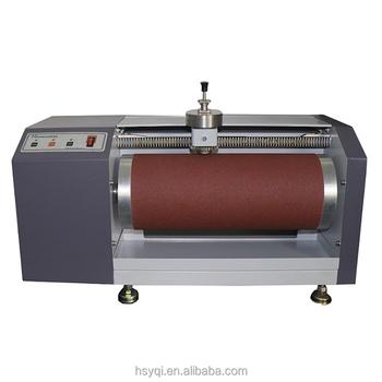 DIN Rubber Abrasion Resistance Testing Machine