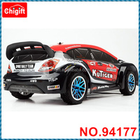 HSP 94177 1/10th 4WD Nitro on road Sport Rally Racing Car