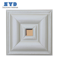 Superior Quality 3D Decorative Wall Panel Leather Padding For Walls