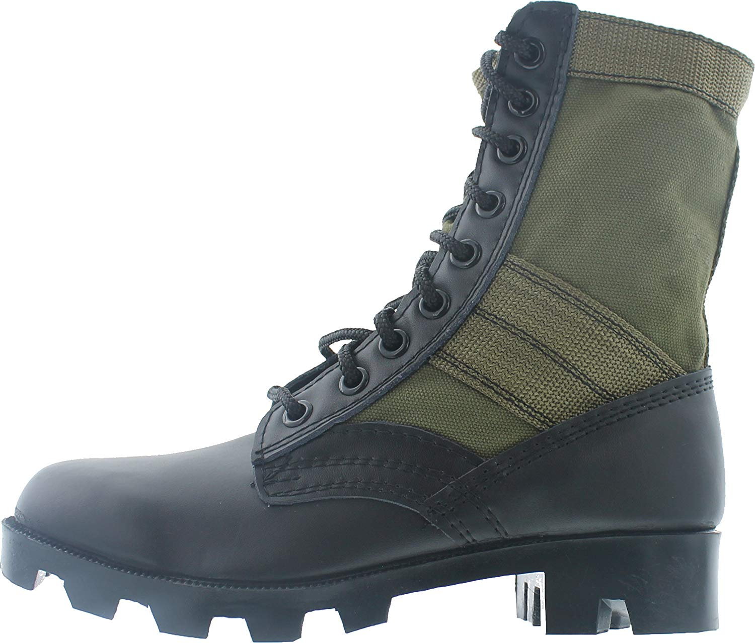 Get Quotations · Tactical Jungle Boots with Panama Sole 8 in cd6eedecab9