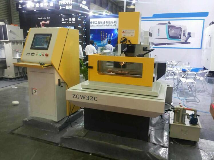 ZGW32C Hot Sale Wire EDM Price/cnc wire cutting edm machine price with certificate