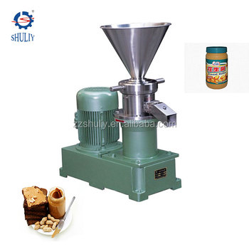 stainless steel colloid mill machine tomato paste processing