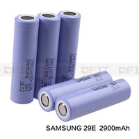 Samsung 3.7V 29E 2900mAh li-ion lithium battery for power tools