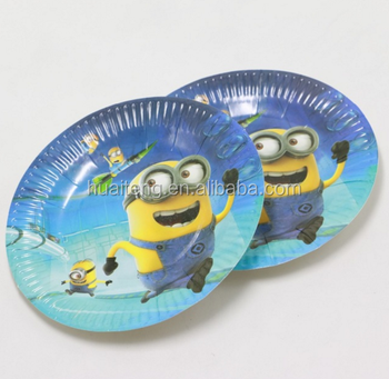 custom printed cartoon party/wedding paper plate price  sc 1 st  Alibaba & Custom Printed Cartoon Party/wedding Paper Plate Price - Buy ...