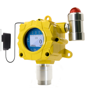 High accuracy ! wall-mounted toxic gas detector | CL2 chlorine gas leakage monitor