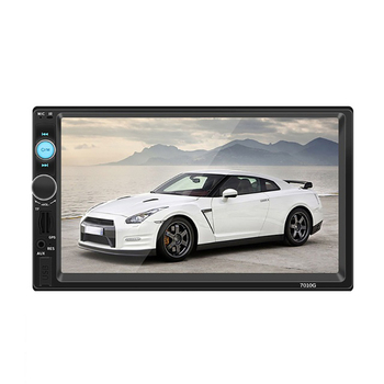 Hot sale The Best and Cheapest Support MP3 audio format MP4 video format 7 inch Touch Screen car GPS navigator