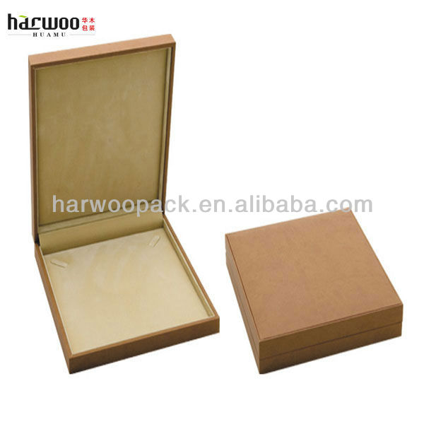 Hign-end Presentation Jewellery Case,Necklace Box