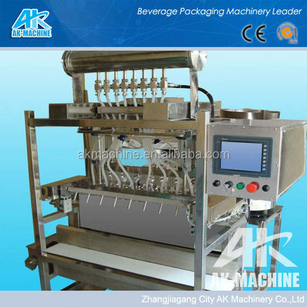 Infusion bag filling machine/Infusion production line/IV Infusion bag filling machine