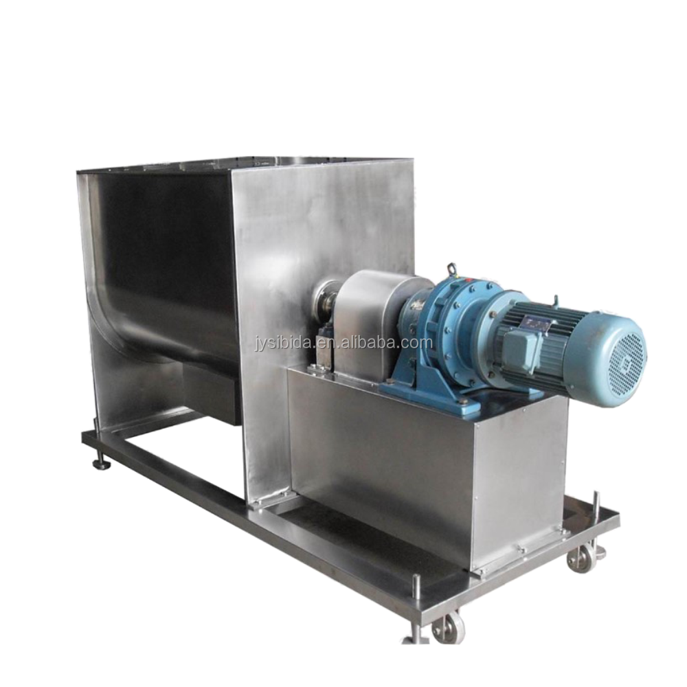 Flour mixer machine for food powder