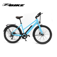 Aluminum Alloy Frame Material and No Foldable Bike City Type