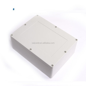 Saip 2014 new IP66 SMC Ployster Enclosure,pvc waterproof electrical box