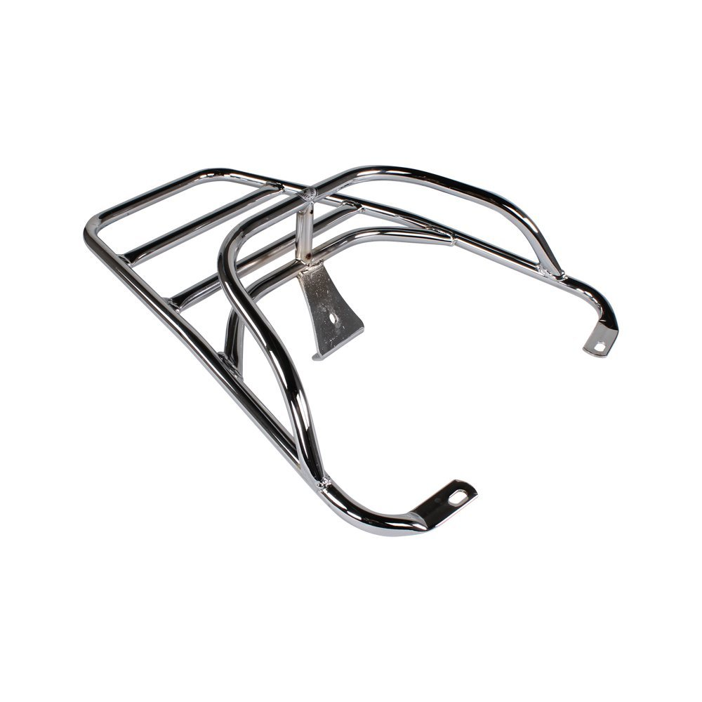 Cuppini Chrome Rear Rack for Topcase;