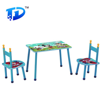 Kids Cheap Study Acrylic Chairs And Tables Pencil Table And Chairs DT 25
