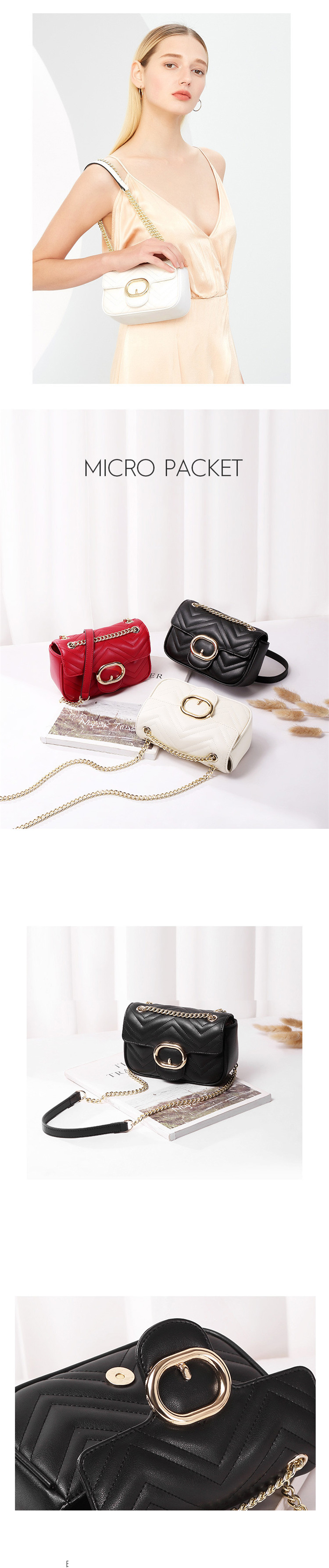 Fashion branded crossbody bags woman designer lady messenger leather bags