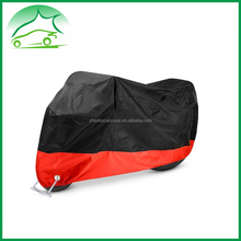 190T PU Waterproof Motorcycle Cover Shelter Rain UV All Weather Protection