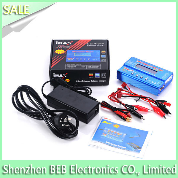 IMAX B6 Balance Charger Better r c balance charger With T Dean Plug Connector Airsoft Charger