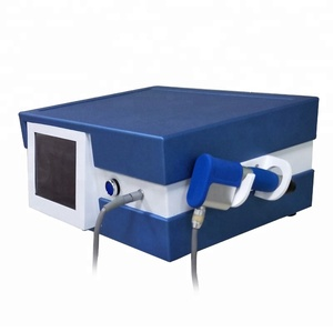 Physical extracorporeal shock wave therapy equipment for body pain relief