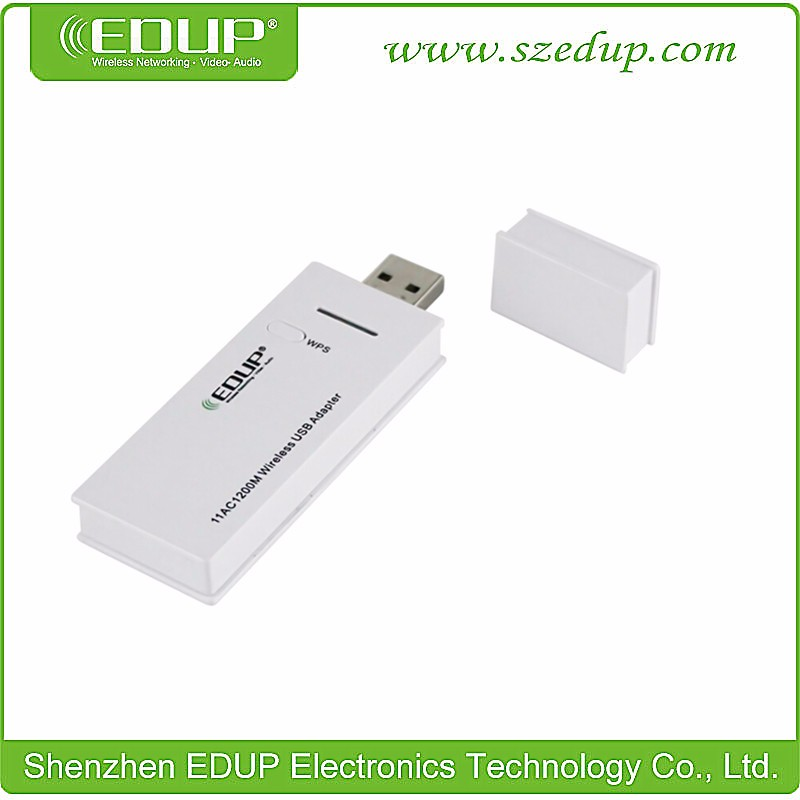 Edup Ep-ac1601 1200 Mbps 802 11ac Dual Band Usb 3 0 Wifi Adapter For Pc  With Ac Control - Buy Ac Wifi Adapter,Dual Lan Card Product on Alibaba com