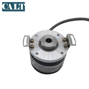 CALT 360 1024 2000 5000 ppr hollow shaft encoder replace kubler Optical incremental rotary encoder