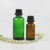 green essential oil glass bottle for perfume use 30ml