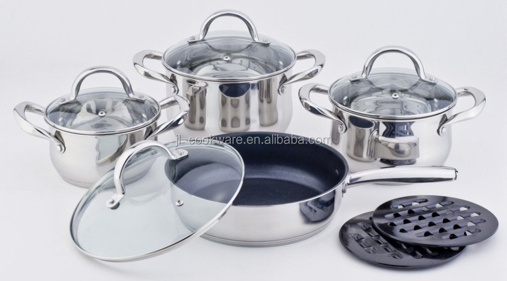 Examples of cookware