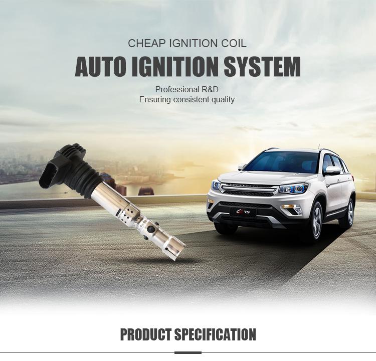 automobile spare parts ignition coil for HONDA:CM11-108; 30521-PWA-003