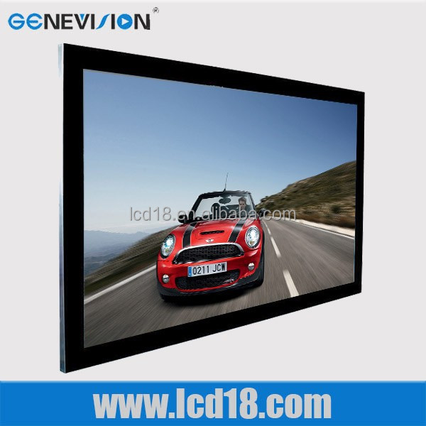 15 inch Factory Price ad player indoor use Computer LCD Monitor advertising display