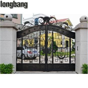 Handmade Garden Arch Wrought Iron