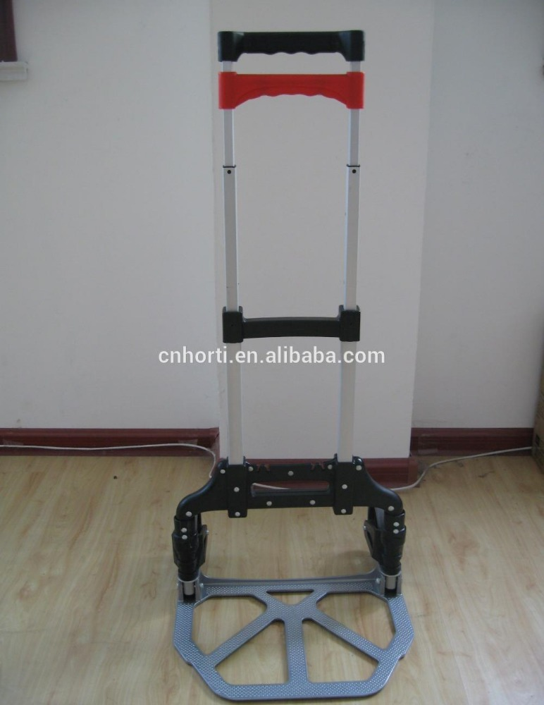 EL-1026 aluminum foldable hand trolley