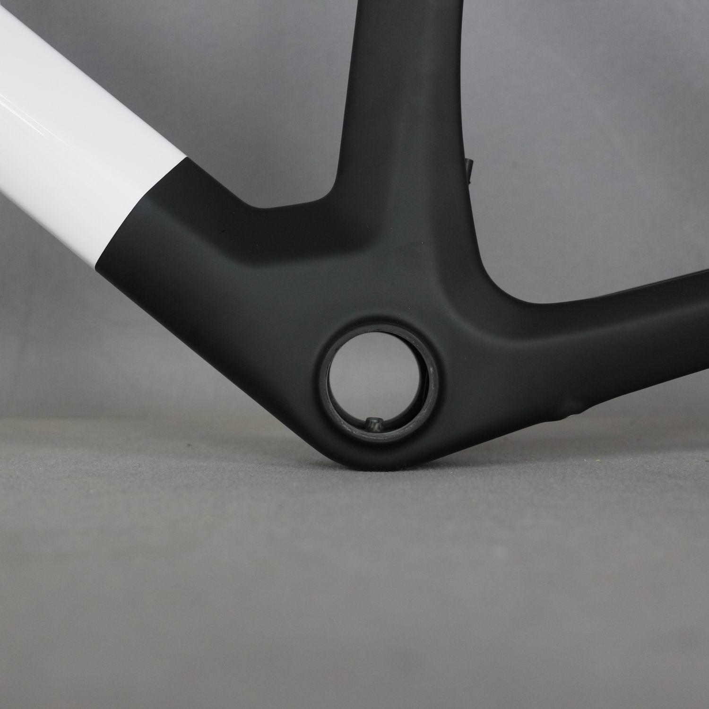 Diseño aerodinámico chino bicicleta de carretera cuadro de carbono ...