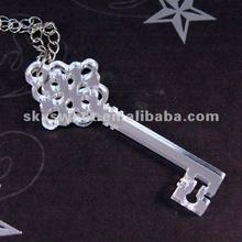 Key Acrylic Necklace , Basketball Wives Necklaces(SWTNCBB198)