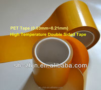 Paper splicing, arts and crafts adhesive Double sided PET tape