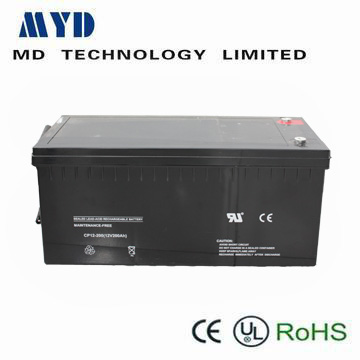 deep-cycle lead acid battery for electro-car 2V/4V/6V/8V/12V