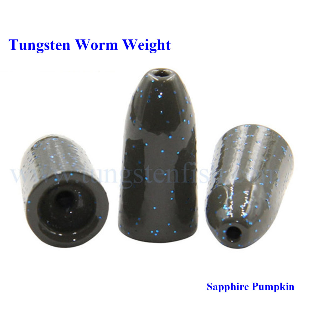 Bulk tungsten weights blog dandk for Fishing sinkers bulk