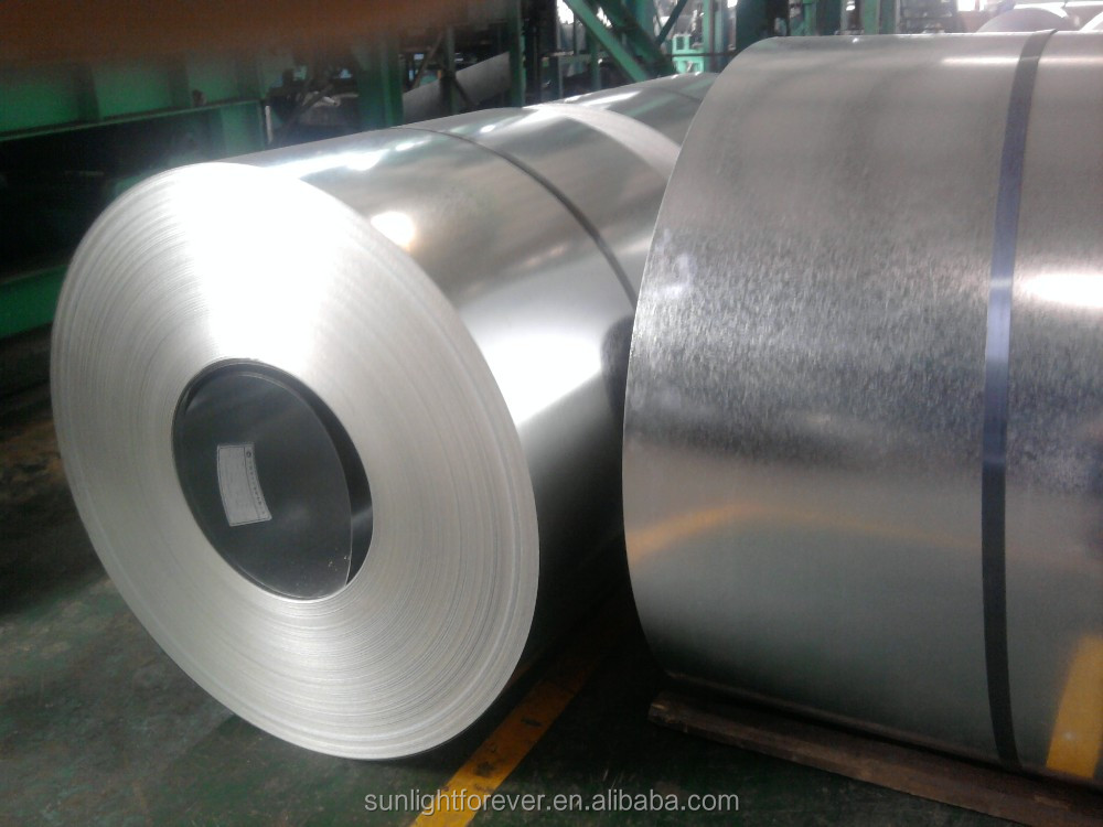 China Manufacture DX51D Z80 Galvanized Iron Steel Sheet Price / Steel Galvanized Coil
