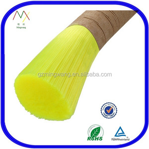 Polyamide brush Filament