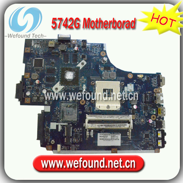 100% tested Laptop Motherboard for ACER 5742G Series Mainboard,System Board