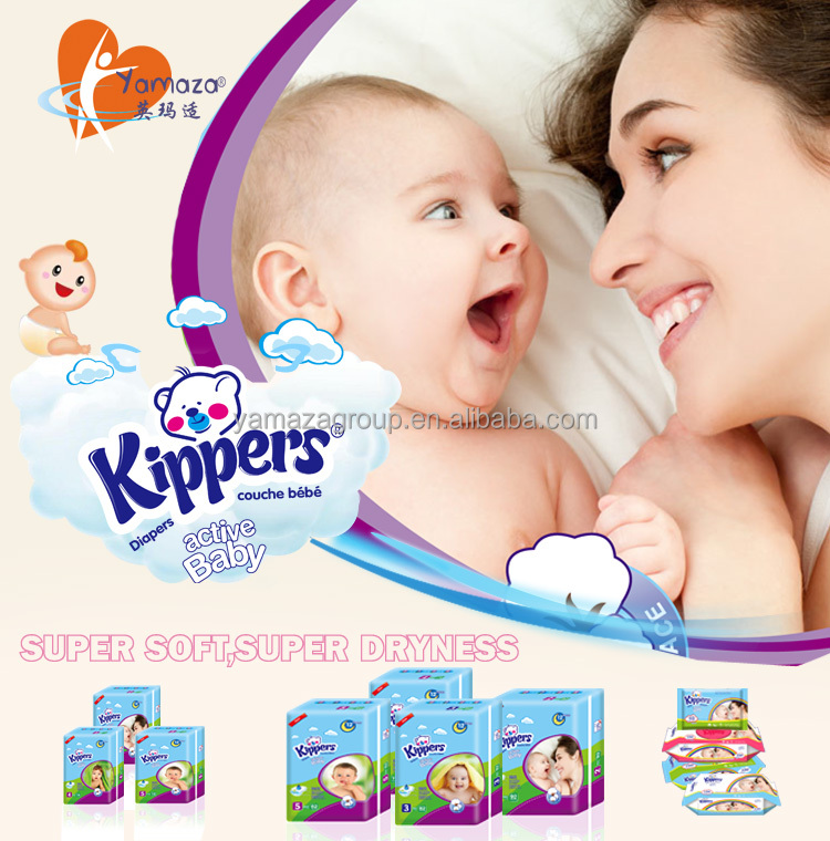 For Babies 6 to 11 kg Tender Soft Baby Nappies Medium Disposable 30pk Soft