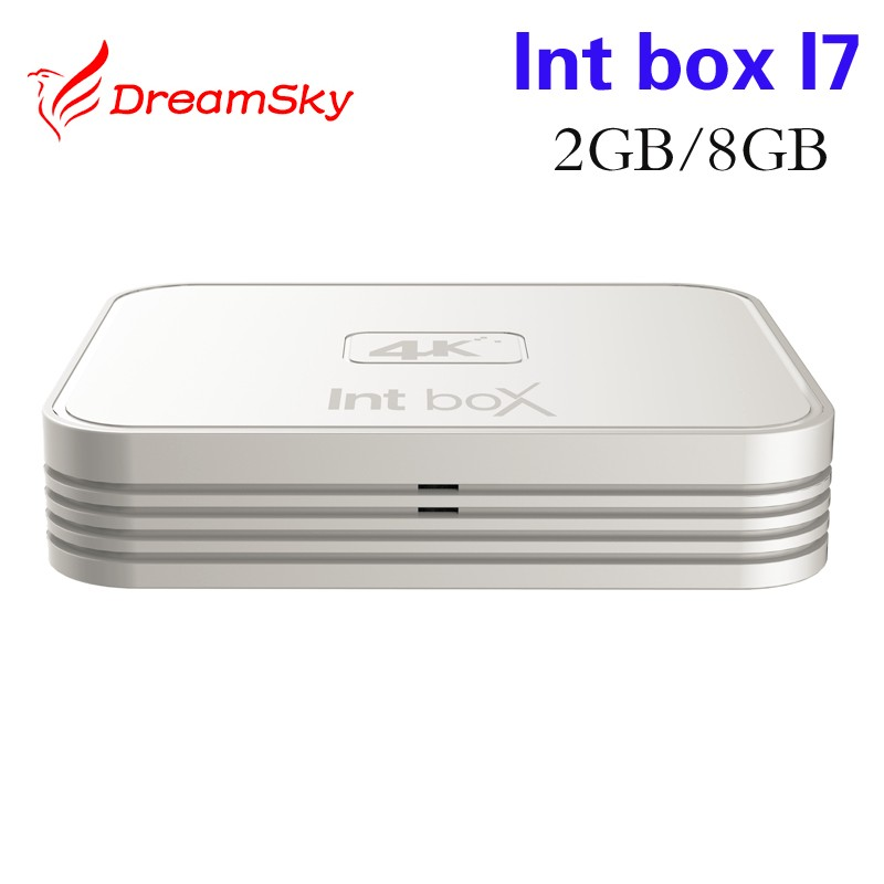 4K Int box I7 Amlogic S912 Android6.0 Set TOP Box with 2.4G/5G Wifi