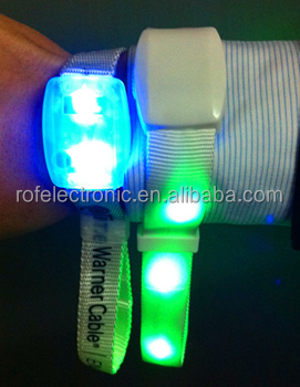 Glow In The Dark Bracelet, Glow Wristband,Wide Wristband
