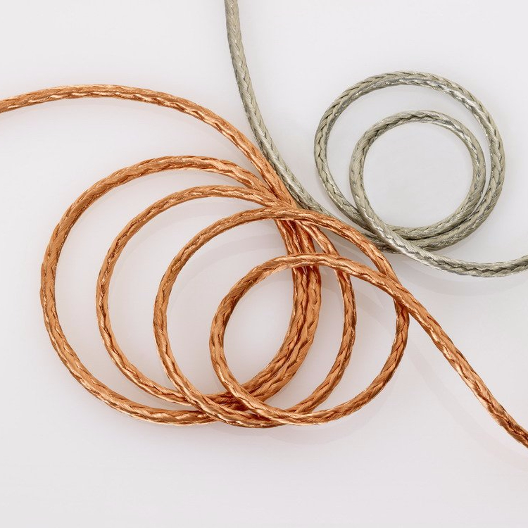 99.9% copper flexible round copper braid <strong>wire</strong>