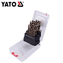 YATO YT-41605 POWER TOOL <span class=keywords><strong>ACCESSOIRES</strong></span> 25PCS CO-HSS TWIST BOOR SET