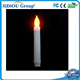 thin taper led flicker candle