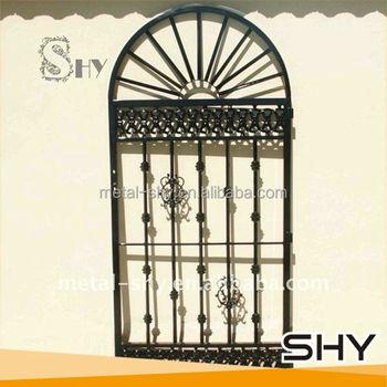 Decorative Metal Side Gate - Buy Steel Patio Gate,Metal Gate Designs,Iron  Side Gate Product on Alibaba com