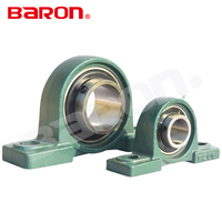 Ball bearings making UCP205 UCF205 agricultural machine pillow block ball bearing