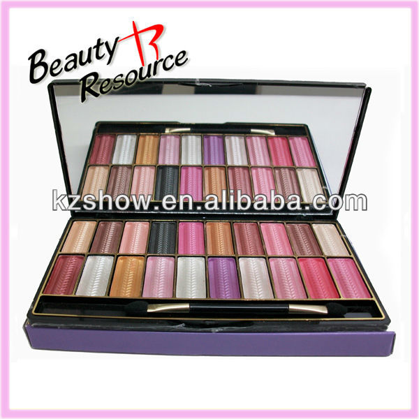 20 Colors Makeup Glitter Eye Shadow,Wet Eyeshadow Palette
