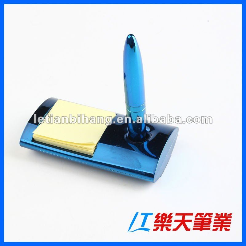 LT-A154 float magnetic desk pen with sticker